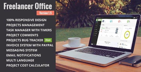 Freelance Project Management PHP/Mysql Script