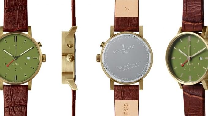 Minimalist watch design…