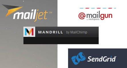 Comparison of SMTP providers
