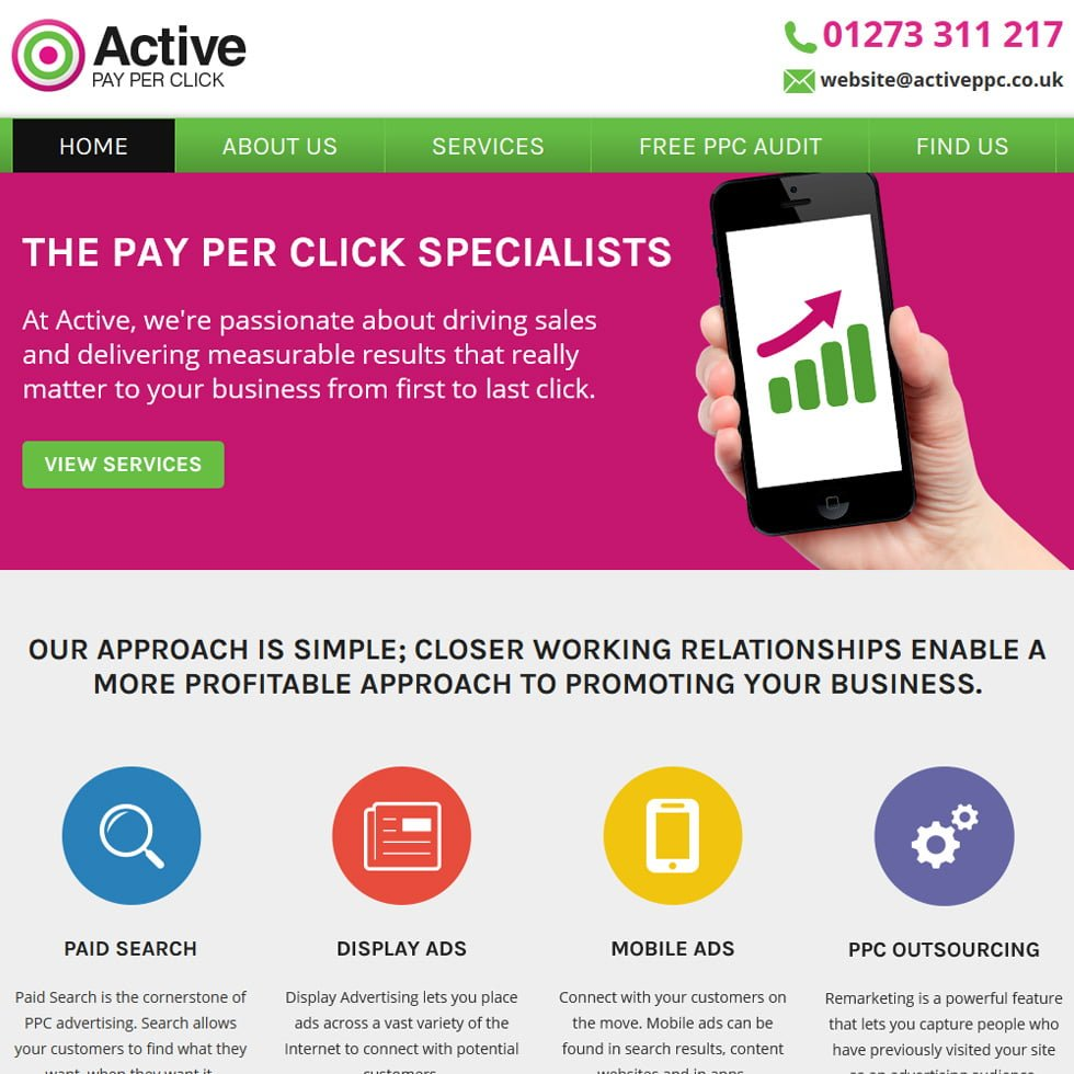 Active Pay Per Click