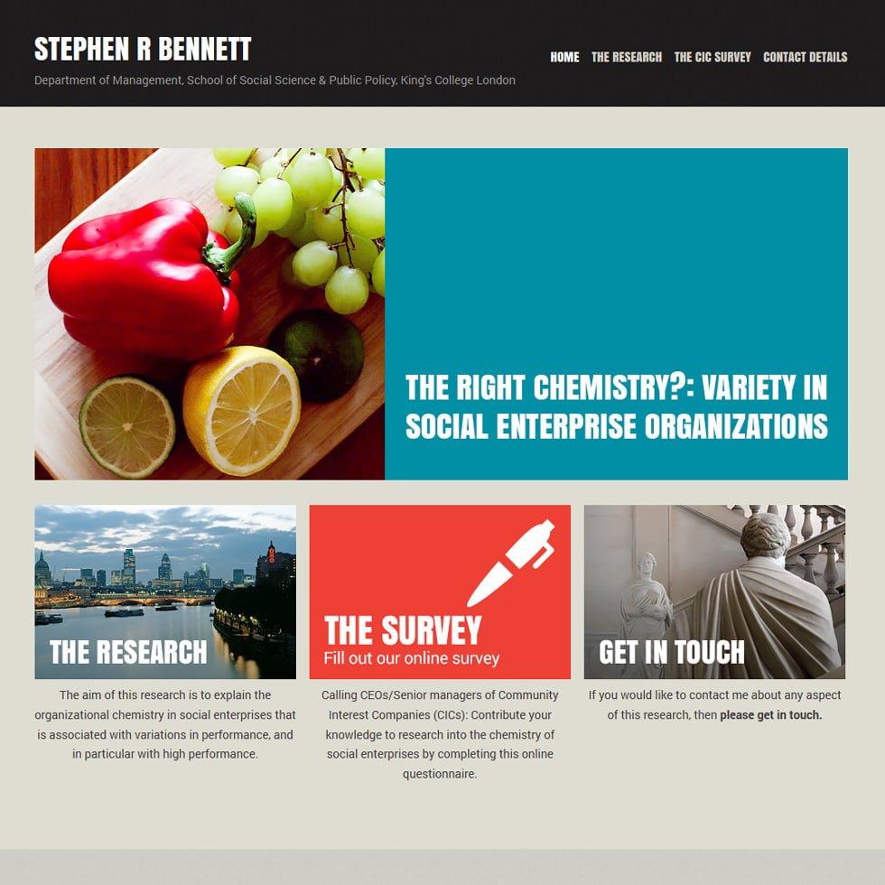Stephen R Bennett