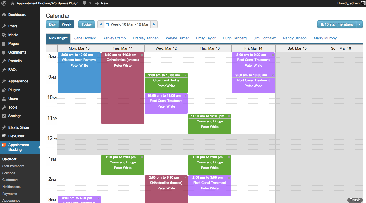 Calendar Booking System Php : Does your business need an online booking system zone