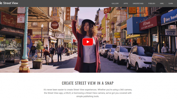 2017 07 13 14 02 55 Create Street View In A Snap – Google Street View